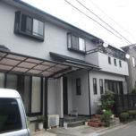 「鶴ヶ島市T様邸 外壁塗装:パーフェクトトップ、屋根塗装:ハイパーユメロック。」サムネイル