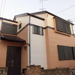 「さいたま市S様邸 外壁塗装:パーフェクトトップ、屋根塗装:ハイパーユメロック。」サムネイル