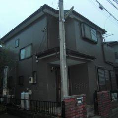 「さいたま市K様邸 外壁塗装:ハイパーユメロック、屋根塗装:フッ素のルミステージ。」サムネイル