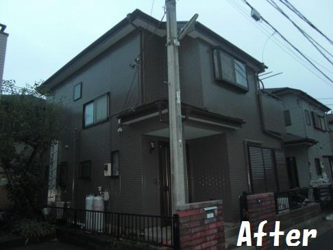 「埼玉県さいたま市K様邸 高耐久塗料で初めての外壁塗装:ハイパーユメロック 屋根:ルミステージ」サムネイル