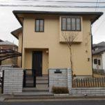 「茨城県守谷市のH様邸はお姉さまからのご紹介。外壁はエコシリカで屋根はハイパーユメロックで塗り替え」サムネイル