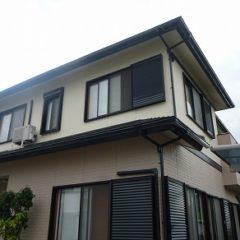 「さいたま市のN様邸 外壁塗装・屋根塗装:最高級フッ素樹脂塗料ルミステージ。」サムネイル