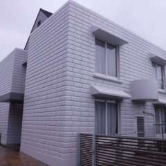 「鶴ヶ島市O様邸 外壁塗装:ルミステージ。」サムネイル