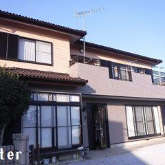 「埼玉県東松山市の吉岡様邸は外壁をアレスダイナミックTOPで優しいお色に塗り替え」サムネイル