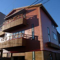 「さいたま市渡部様邸 外壁塗装:アステックペイント、屋根塗装:遮熱・断熱塗料ガイナ。」サムネイル