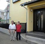「埼玉県比企郡鳩山町で弊社が15年前に施工したN様邸の再塗装。外壁を光触媒のピュアコートで保護」サムネイル