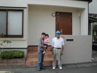 「所沢市T様邸 外壁塗装:スタッコフレックス(ジョリパット)。」サムネイル