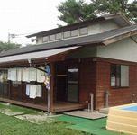 「埼玉県比企郡鳩山町の学童保育所をオイルステインで塗替え。木の質感を活かしつつ耐久性UP!」サムネイル