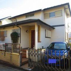 「埼玉県狭山市H様邸の外壁塗装、屋根塗装はアクアシリカとユメロックを使用」サムネイル