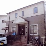 「埼玉県さいたま市でガイナ断熱塗装をツートンカラーで施工」サムネイル
