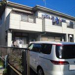 「埼玉県上尾市の八木橋様邸はアクリルシリコン塗料のアクアシリカで塗替え」サムネイル