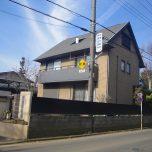 「埼玉県入間郡三芳町 外壁塗装をシリコン樹脂、屋根塗装を遮熱シリコン塗装で。」サムネイル