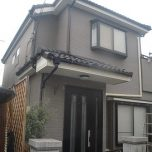 「日高市K様邸 外壁塗装:パーフェクトトップ。」サムネイル