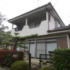 「埼玉県毛呂山町K様邸の外壁はパーフェクトトップの4回塗り。」サムネイル