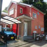 「埼玉県さいたま市神戸様、赤から白へイメージチェンジで外壁塗装をラジカル制御のパーフェクトトップで塗替え」サムネイル