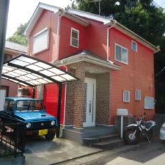 「さいたま市神戸様邸 外壁塗装:ラジカル制御のパーフェクトトップ、屋根塗装:ユメロック。」サムネイル