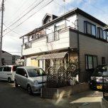 「所沢市花田様邸 外壁塗装:アクアシリカ、屋根塗装:ルミステージ。」サムネイル