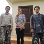 「埼玉県比企郡鳩山町O様「きれいに塗り替えられた壁を見て『良かったぁ』と思います。」」サムネイル