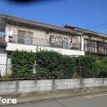 「埼玉県さいたま市H様邸 外壁をラジカル制御形パーフェクトトップで4回塗り」サムネイル