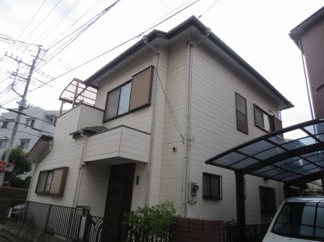 「埼玉県さいたま市E様邸 傷んだ屋根が見違えた!? 外壁:パーフェクトトップ 屋根:ユメロック」サムネイル