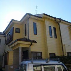 「狭山市村上様邸 外壁塗装:アレスダイナミックTOP、屋根塗装:パーフェクトベスト。」サムネイル