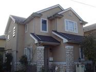 「「東京都八王子市」外壁と屋根(ナノコンポジェットW塗装)」サムネイル