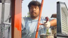「マルキペイントで塗装施工するメリット」サムネイル