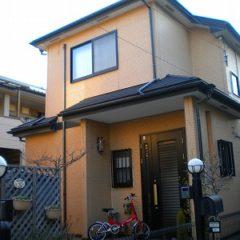 「鶴ヶ島市S様邸 外壁塗装、屋根塗装。」サムネイル