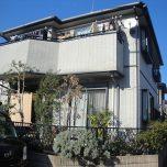 「埼玉県久喜市のH様邸はシリコン樹脂塗装で外壁と屋根を塗替え」サムネイル