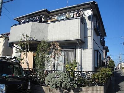 「埼玉県久喜市 H様邸・シリコン樹脂塗装」サムネイル