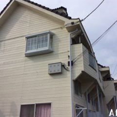 「埼玉県川口市のアパートを外壁塗装でリフレッシュ!外壁をパーフェクトトップで塗り替え」サムネイル