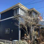 「川越市M様邸 外壁塗装:アレスダイナミックTOP、屋根塗装:ファインパーフェクトベストクラシック。」サムネイル