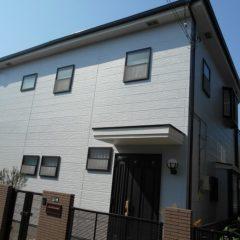 「坂戸市K様邸 外壁塗装・屋根塗装:ハイパーユメロック。」サムネイル