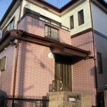「埼玉県川越市T様邸 ダブルトーンでアンティークな色彩 外壁・屋根:ハイパーユメロック」サムネイル