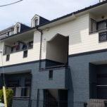 「戸田市草壁様アパート 外壁塗装・屋根塗装:サンフロンUV。」サムネイル