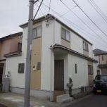 「鶴ヶ島市中村様邸 外壁塗装・屋根塗装:ハイパーユメロック。」サムネイル