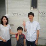 「埼玉県鶴ヶ島市 中村様 当社を選んで頂く最後の決め手は「近所の家の実績」」サムネイル