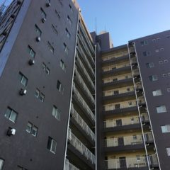 「熊谷市マンション 大規模修繕工事。外壁塗装:ハイパーユメロック。」サムネイル