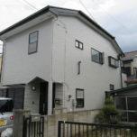 「川越市 船﨑様邸 外壁塗装・屋根塗装:CP(カラープロテクト)工法。」サムネイル