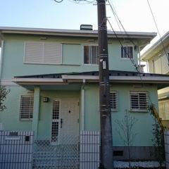 「坂戸市I様邸 外壁塗装・屋根塗装:CP(カラープロテクト)工法。」サムネイル