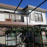 「比企郡鳩山町積水ハウスS様邸 外壁塗装・屋根塗装:CP(カラープロテクト)工法。」サムネイル