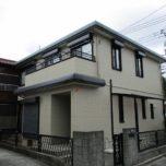 「埼玉県和光市 日暮様邸 積水ハウスの外壁・屋根をフッ素樹脂塗料ルミステージでリニューアル」サムネイル