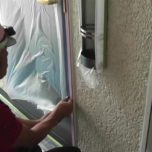 「マンションの外壁塗装時は塗料や水しぶきが飛ぶ…!?工事期間中における洗濯の対策方法3つ。」サムネイル