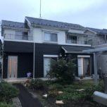 「川越市M様邸 外壁塗装:ハイパービルロックセラ、屋根塗装:ハイパーユメロック。」サムネイル