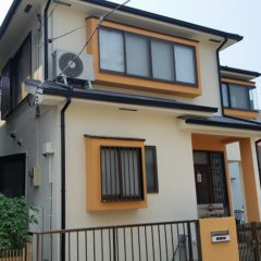 「鶴ヶ島市牧野様邸 外壁塗装・屋根塗装:GAINA(ガイナ)。」サムネイル