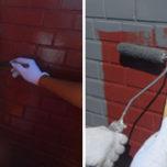 「外壁塗装の重ね塗りは基本3回塗りですが、何回塗りが最も効果がありますか?」サムネイル