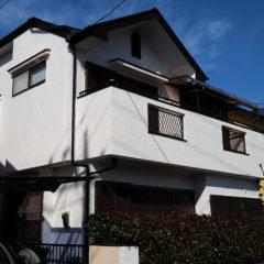 「朝霞市O様邸 外壁塗装・屋根塗装:ハイパーユメロック」サムネイル