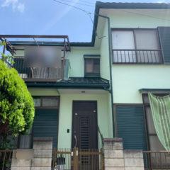 「桶川市S様邸、外壁塗装:ハイパービルロック、屋根塗装:ユメロック」サムネイル