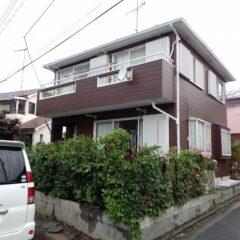 「行田市佐藤様邸 外壁塗装・屋根塗装:ボンフロン」サムネイル