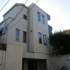 「東京都練馬区都築様邸 外壁塗装:サンフロンUV、屋根塗装:ボンフロン弱溶剤GT」サムネイル